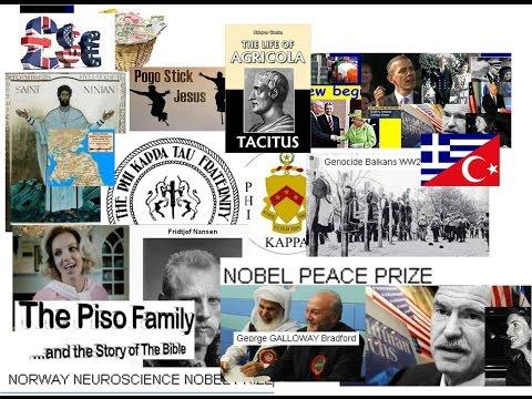 Greek Turkish Forced Migration & Genocide Sororities Fraternities & Nerva Antonine Fraud Rome Inc