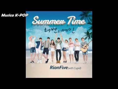 RionFive, Cupid - 해변의 여인 (Woman of Beach) [AUDIO/MP3]