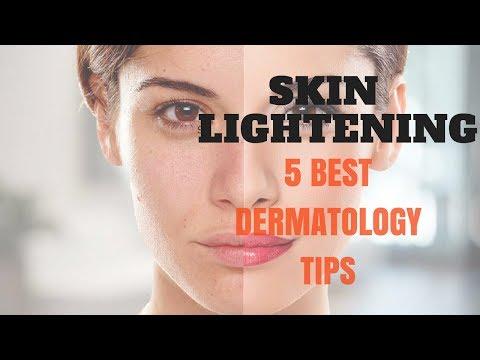 SKIN LIGHTENING- 5 Best Dermatology Tips