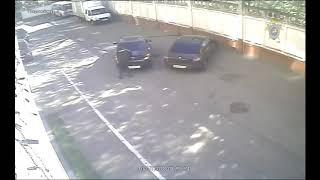 Ульяновск. Нападение на росгвардейца