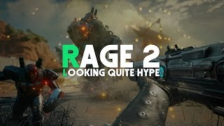 RAGE 2 Has Some Serious Potential