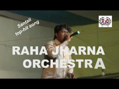 Kada gupigupiSantali song Raha Jharna Orchestra