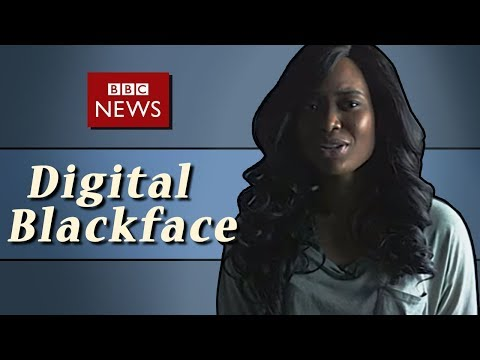 BBC Introduces Digital Blackface