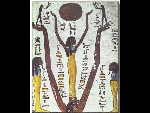 BLACK HISTORY: BEFORE THE INVASION, EGYPT WAS ALL BLACK SKINNED, WOOLLY HAIRED NEGROID