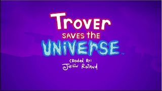 PS4 Games | Trover Saves the Universe - E3 2018 Announce Trailer | PS VR