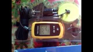 Fish Finder Portable Alat Pendeteksi Ikan, Detektor Ikan, 081317526565, PIN 32A39A0D