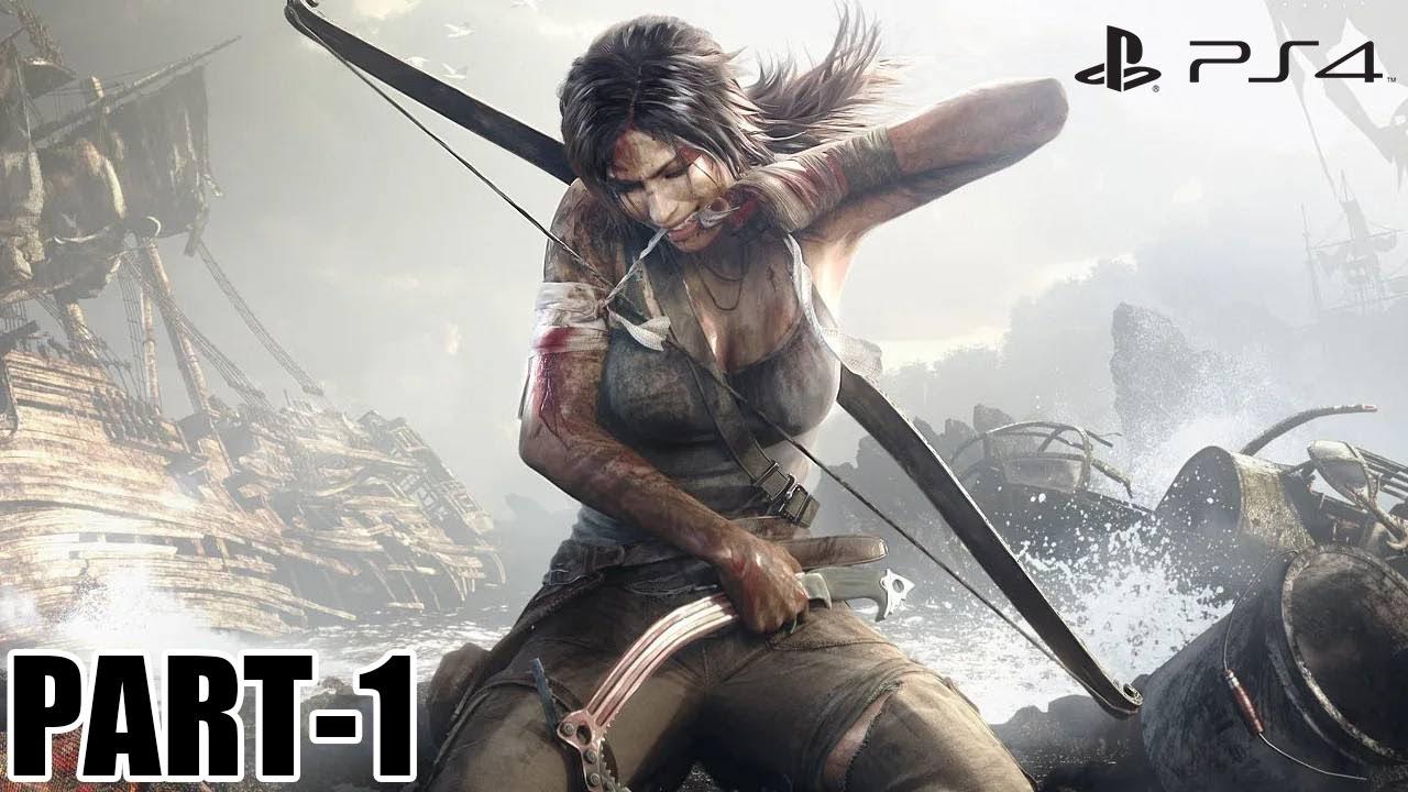 Rise Of The Tomb Raider Walkthrough Gameplay Part 1