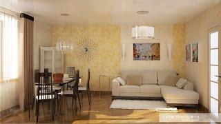 Дизайн-проект двухкомнатной квартиры. УЮТНЫЙ МИНИМАЛИЗМ(В этом видео я представляю вам дизайн-проект двухкомнатной квартиры для пожилой пары в городе Екатеринбург..., 2017-01-17T18:35:06.000Z)