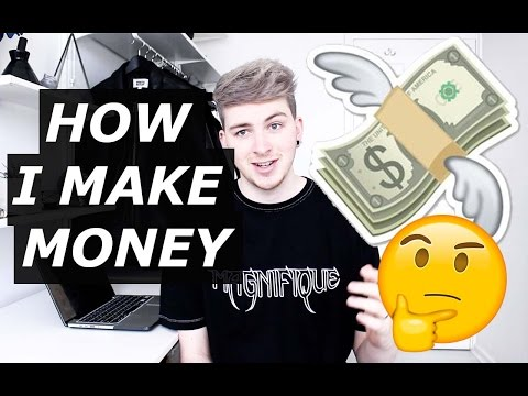 HOW I MAKE MONEY AND AFFORD HIGH END STREETWEAR | Fashion Blogger, Instagram, Experience | Gallucks