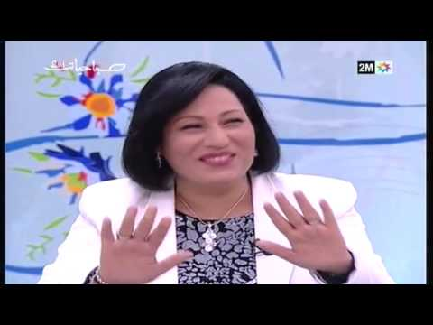 مشاركة الاعلامية المتألقة زهور في برنامج صباحيات 2m