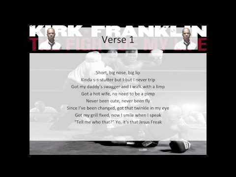 Kirk Franklin - I Like Me (feat. Da' T.R.U.T.H.) - LYRICS