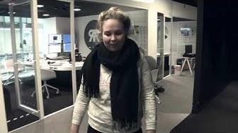Tinni Wikström | Tällaista on radiojuontajan työ
