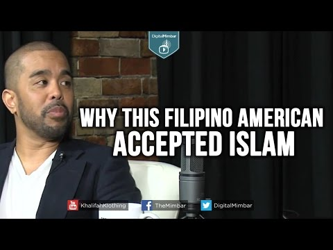 Why this Filipino American accepted Islam