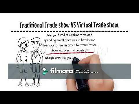 Utrade fair open a new horizon for your trade show and exhibition.