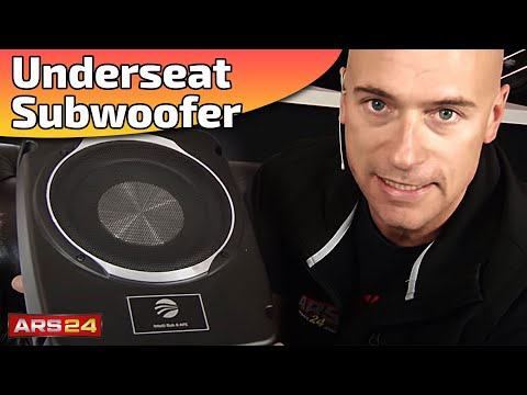subwoofer ohne endstufe einbauen install pioneer ts. Black Bedroom Furniture Sets. Home Design Ideas