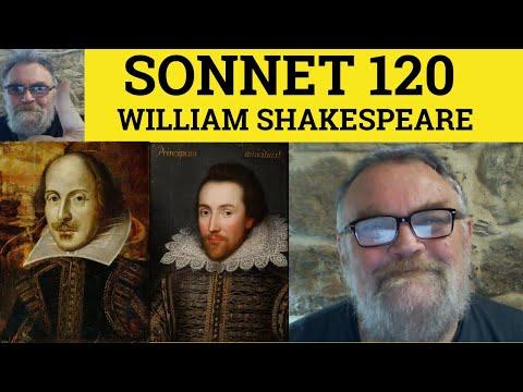 Sonnet 120 - Reading - William Shakespeare - ESL British English Pronunciation