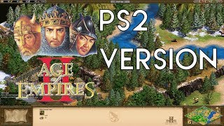 Age of Empires 2: Age of Kings | PlayStation 2 | Gameplay
