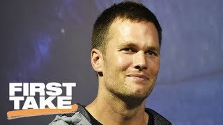 Who Is Tom Brady's Biggest Threat To Win MVP? | First Take | June 26, 2017