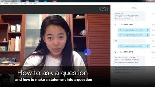 Best Chinese/Mandarin Lesson 2: How to ask a question - Chinese for Beginner - Spoken Chinese