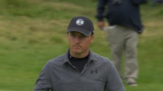 Highlights: Spieth adventurous second-round 67 at the 2019 Open Championship | Golf Channel