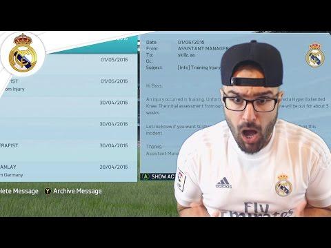 REAL MADRID LOSE 3 SUPERSTARS PLAYERS! Real Madrid FIFA 16 Career Mode #27