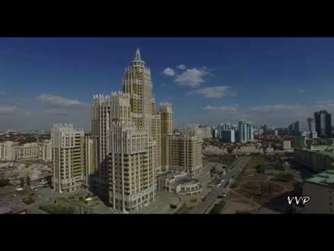 Самые высокие здания Астаны, Казахстан. 2015 Astana Kazakhstan
