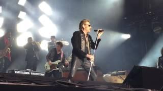 Rester Vivant - Johnny Hallyday - Rester Vivant Tour - Le Havre - 12 / 07 / 2016