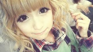 ★ Popteen Nana Suzuki Gyaru Eye Makeup Tutorial ★