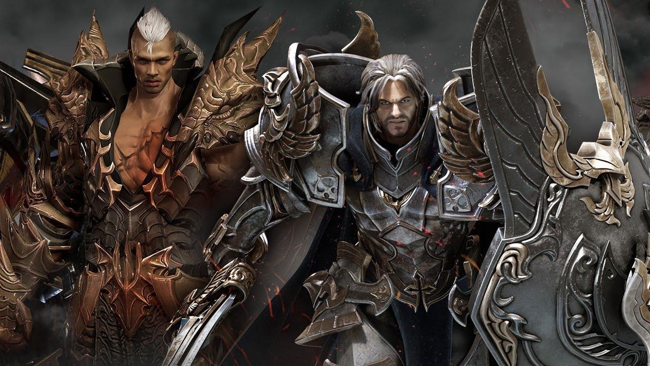 Thử nghiệm AION: Legions of War   AION: Legions of War Gameplay