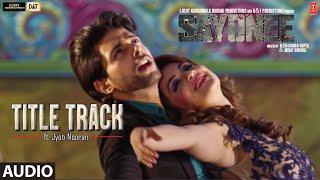 Sayonee - Title Track (Audio) Tanmay S | Musskan S | Jyoti Nooran | Joy-Anjan | T-Series