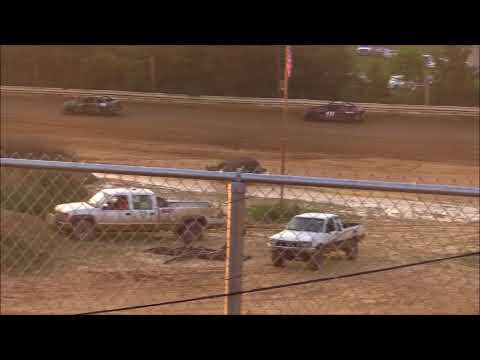 Compact Heat#2 from Jackson County Speedway, June 15th, 2018.