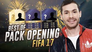 FIFA 17 - BEST OF PACK OPENING DE L'ANNÉE !