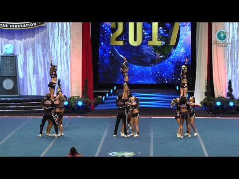 ACX - Kat Daddies [2017 Senior Small Coed Semis]