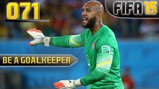 Let's Play Fifa 15 - Be a Goalkeeper #71 Transfer zu Tottenham Hotspur [Karriere Modus] [Full-HD]