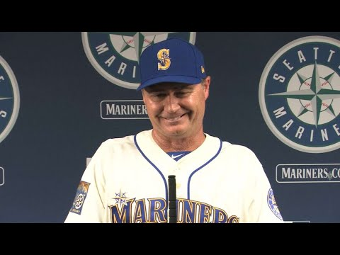 NYM@SEA: Servais on the Mariners' offense in win