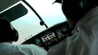 Flug über die Nazca Linien, Peru (29.04.10)