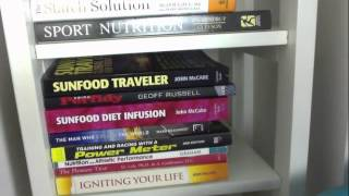 Health, weight loss & fitness books I rate.