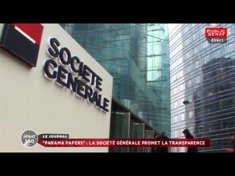 Sénat 360 : Société Générale / Aéroport de Nantes / Saint-Nazaire (06/04/2016)