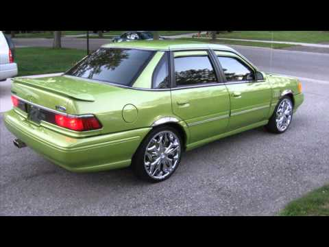 Ford Tempo Youtube