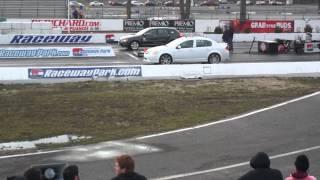 Cobalt ss turbo sedan runs 13.5 at Ratchet Fridays Englishtown New Jersey