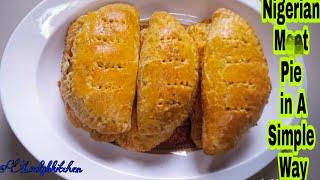 HOW TO MAKE MËAT PIE / Nigerian Meat Pie Recipe | How to Make Nigerian Meat Pie /Best meat pie