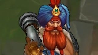 Gangplank & Practice Tool // Actually Using The Practice Tool to Practice GP Combos