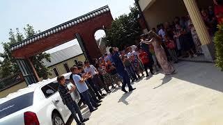 Красивая супер Чеченская свадьба Ловзар Эшар песня в Грозном Гойты Заур Абакаров!