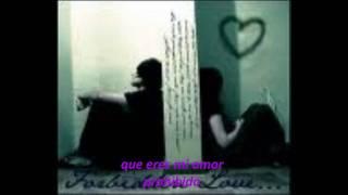 amor platonico (manny montes) con letra