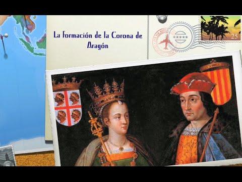 La formación de la Corona de Aragón