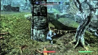 The Elder Scrolls V: Dragonborn | Walkthrough | Briarheart Necropsy (Master Difficuly) [HD]