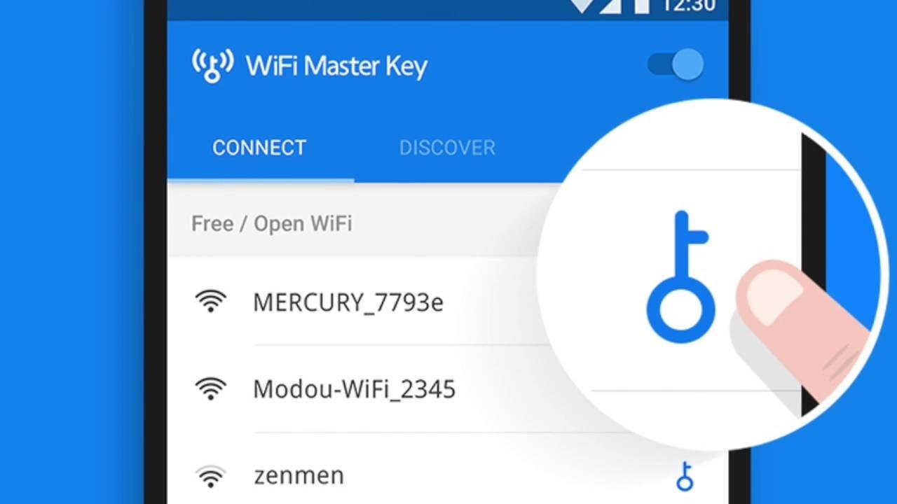 Cara Bobol Wifi Di Android Tanpa Root Dengan Aplikasi Wifi Master