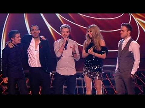 the-x-factor-2009---lloyd-leaves---live-results-8-(itv.com/xfactor)