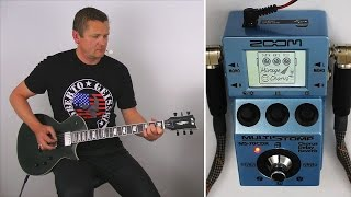 Zoom Multistomp MS-70CDR - Review