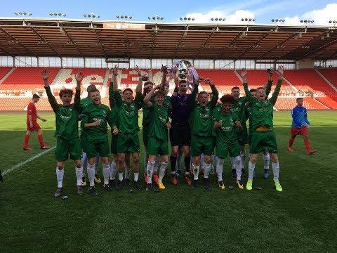 FACYC Final - Staffordshire U18's v Norfolk U18's